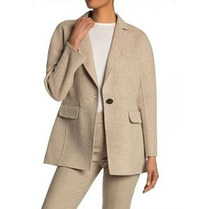 St. John Cashmere Wool Blend Jacket NWT Large